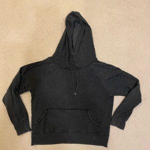 Grey Victoria Sport Hoodie